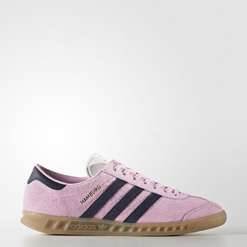 adidas - Hamburg Shoes Wonder Pink /Trace Blue /Gum BY9673