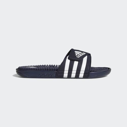 adidas - adissage Slides New Navy / New Navy / Ftwr White 078261