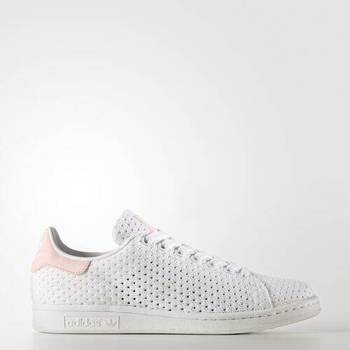 adidas - Stan Smith Shoes Footwear White/Haze Coral S82256