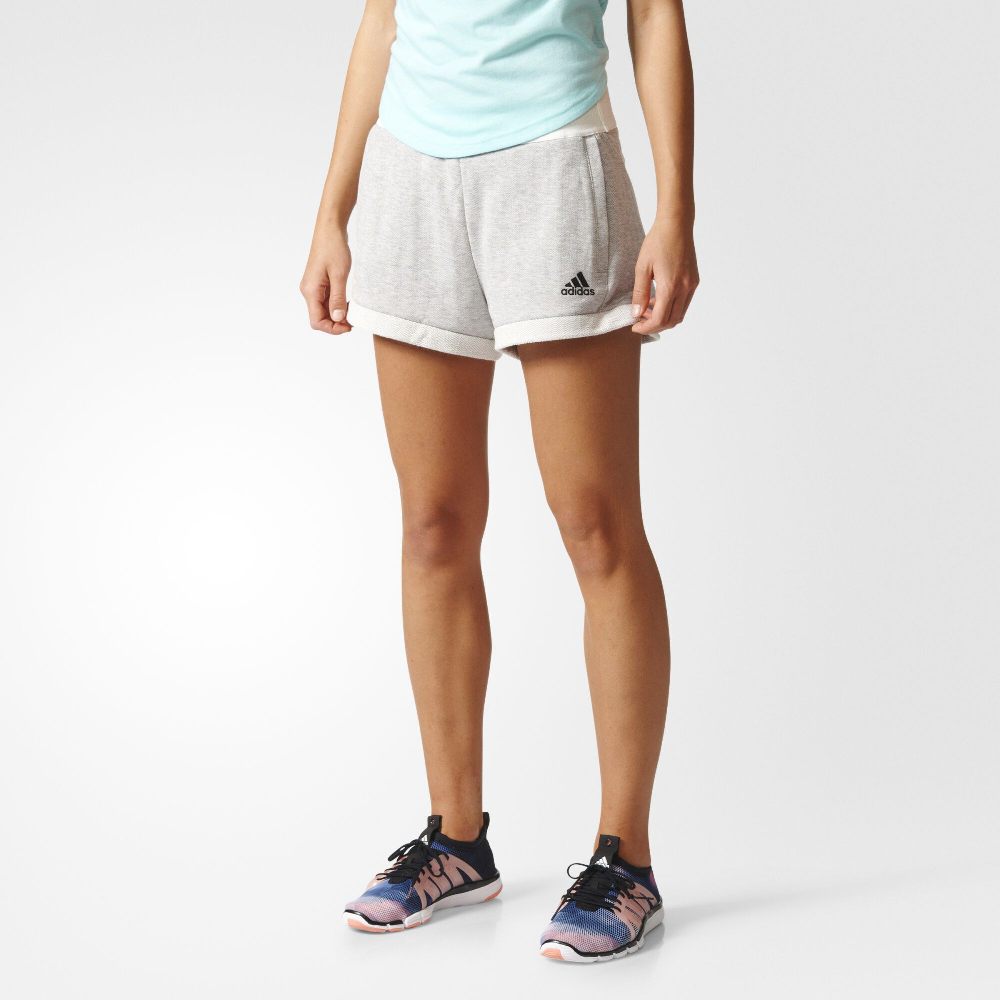 adidas short femme