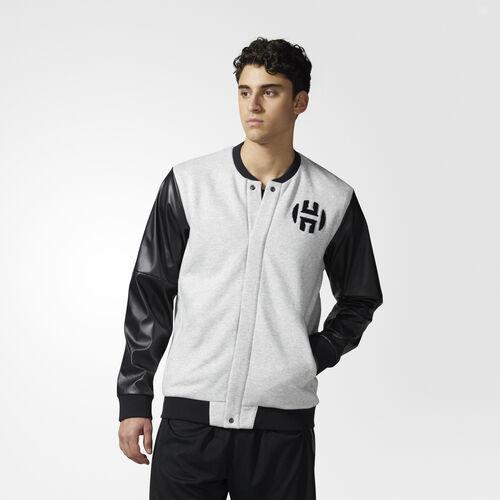 adidas - Bunda Harden Varsity Light Grey Heather CE4707