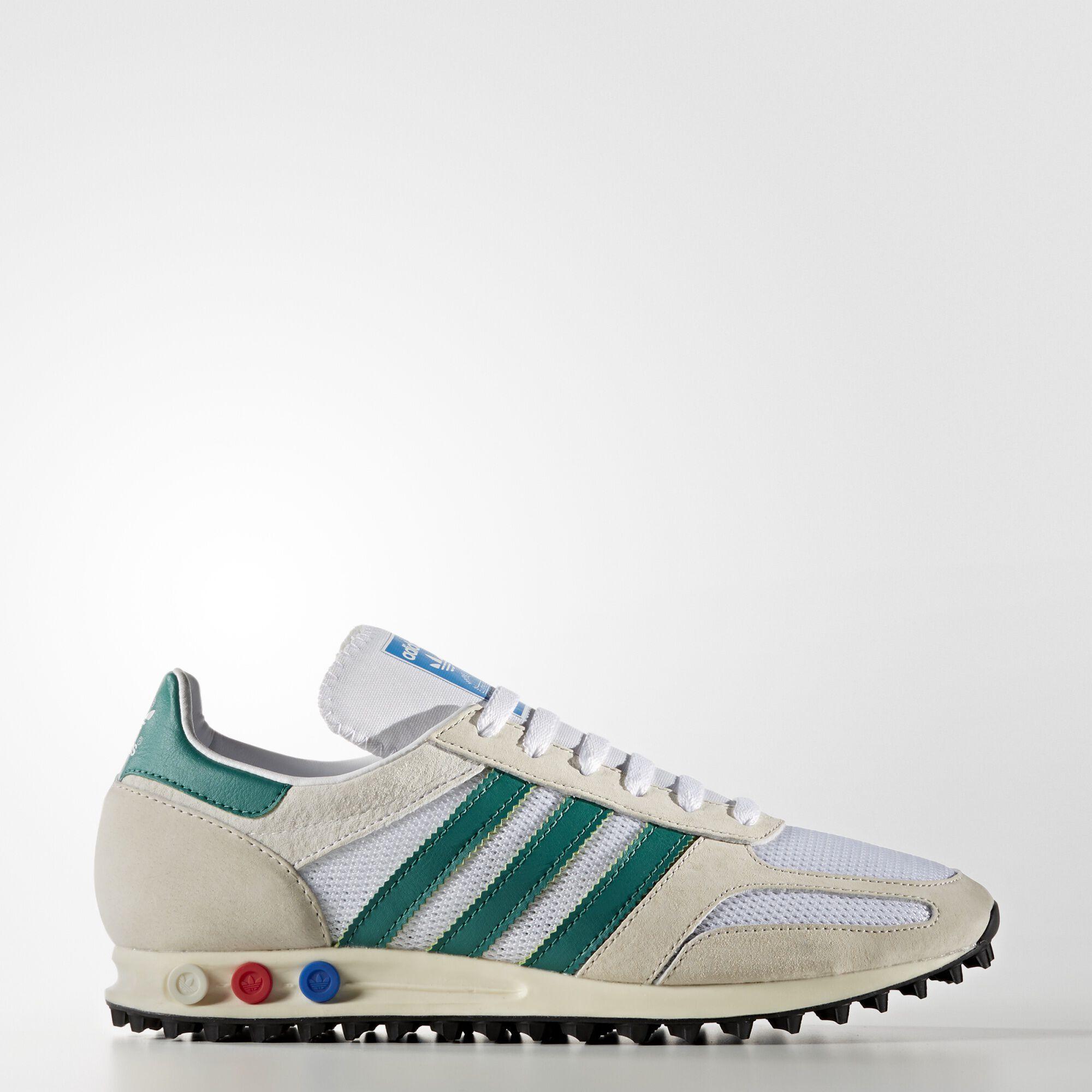 Adidas La Trainer Beige Green