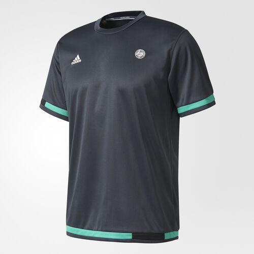 adidas - Tričko Roland Garros Night Grey/White BK0687