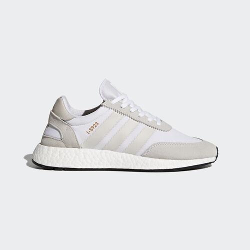 adidas - Iniki Runner Shoes Footwear White/Pearl Grey /Core Black BY9731