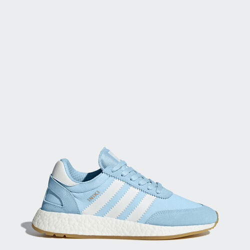 adidas - Iniki Runner Shoes Icey Blue /Footwear White/Gum BY9097