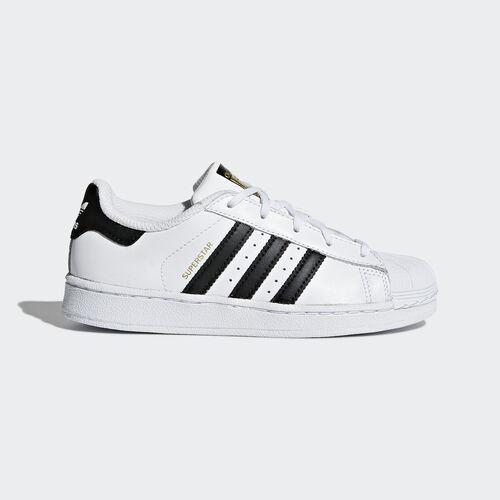 adidas - Sapatos Superstar Foundation Footwear White/Core Black BA8378