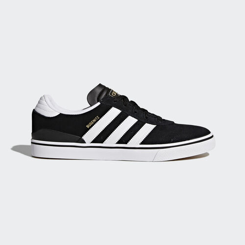 adidas - Busenitz Vulc Shoes Core Black/Footwear White G65824