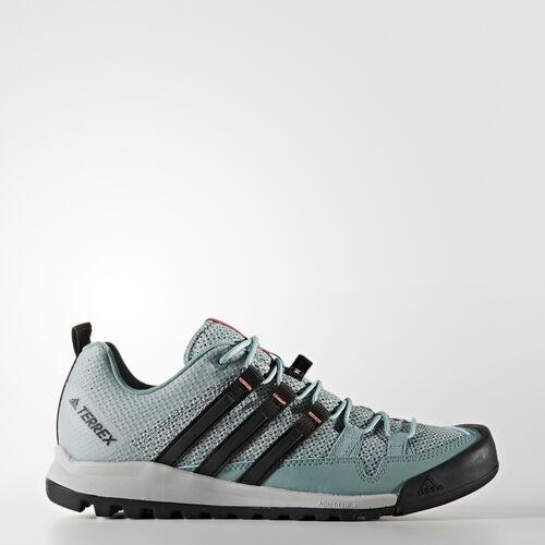 adidas - Sapatos Terrex Solo Cloud Onyx/Vapor Steel/Core Black BB6022