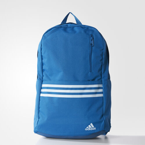 adidas - Sac à dos Versatile 3 bandes Unity Blue/Ice Blue/Ice Blue AY5121