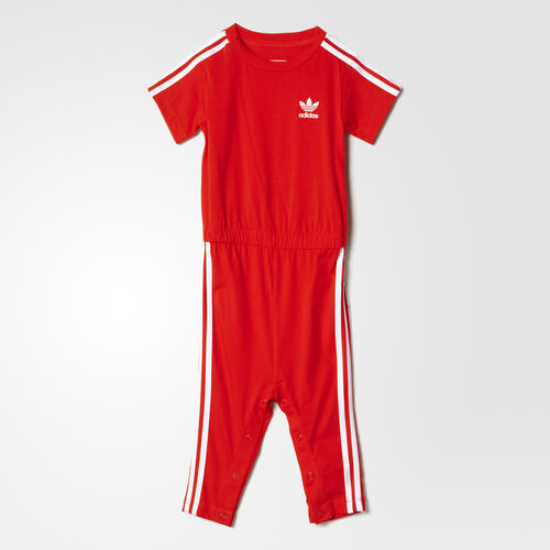 adidas - Jumpsuit Core Red/White BK2842