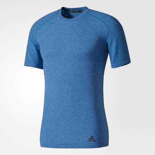 adidas - Primeknit Wool T-Shirt Mystery Petrol CE5816