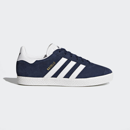 adidas - Gazelle Shoes Collegiate Navy / Ftwr White / Ftwr White BY9144