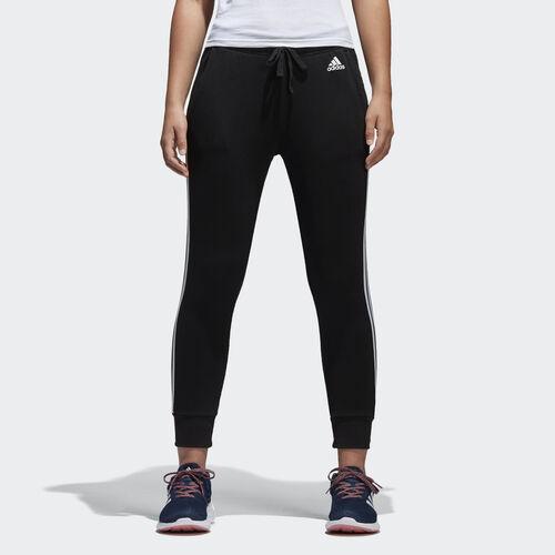 adidas - Essentials 3-Streifen Tapered Hose Black / White S97117
