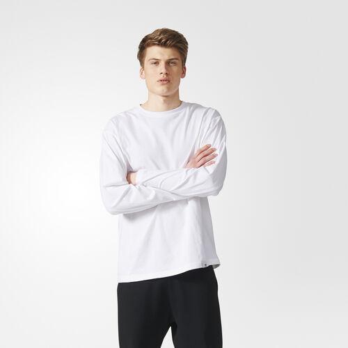 adidas - Koszulka XbyO Tee White BQ3059