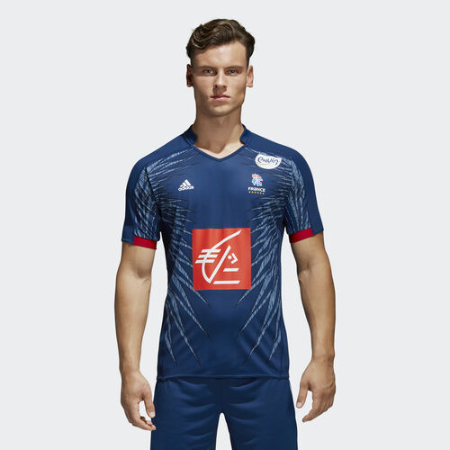 adidas - FFHB Replica Jersey Mystery Blue /White/Power Red B28229