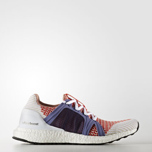 adidas - Chaussure Ultra Boost Bright Red/Plum BB0819