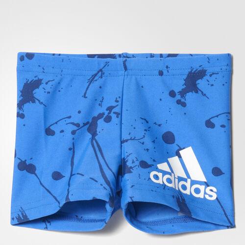 adidas - Graphic Boxer Blue/White BP8885