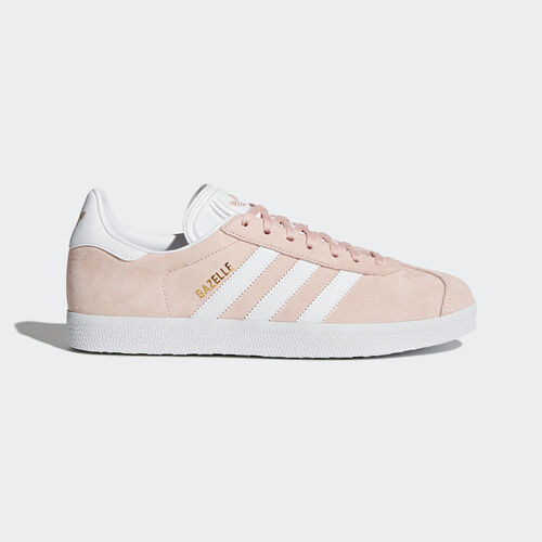 adidas - Gazelle Shoes Vapor Pink/White/Gold Metallic BB5472