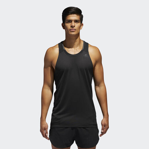 adidas - Supernova Singlet Black BQ7699
