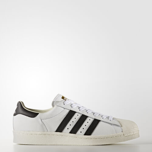 adidas - Superstar Boost Shoes Footwear White/Core Black/Gold Metallic BB0188