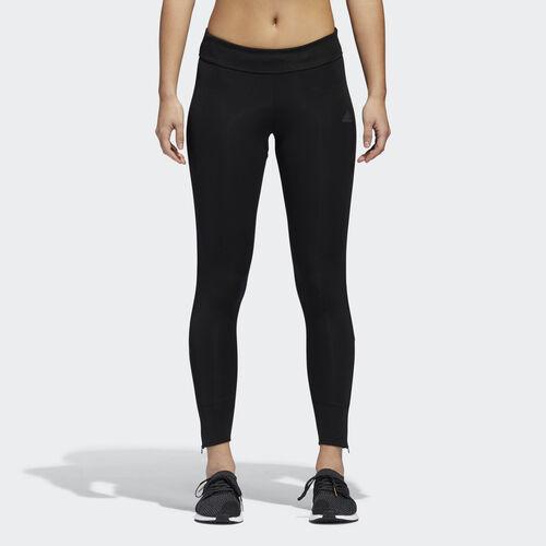 adidas - Response Long tights Black B47762