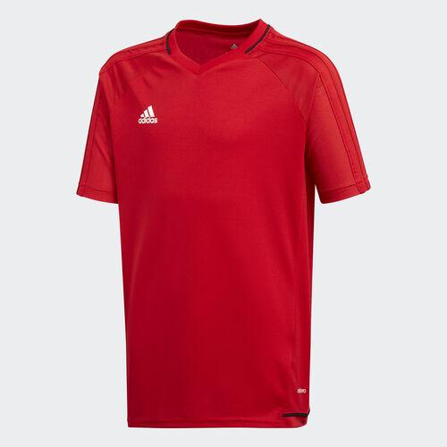 adidas - Tiro 17 Training Jersey Scarlet/Black/White BP8561
