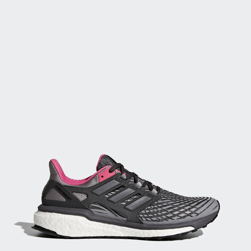 adidas - Energy Boost sko Grey Three /Utility Black /Grey Four BB3456