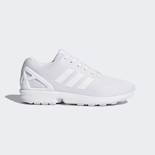 adidas - ZX Flux Shoes Footwear White/Clear Grey S32277