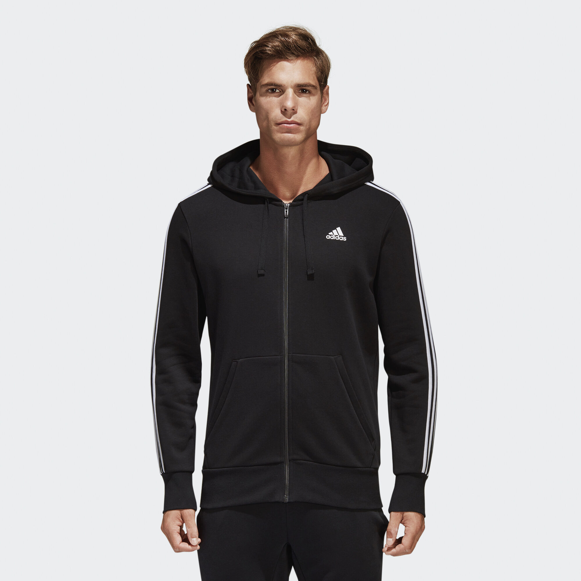 veste adidas d pb hooded zip,adidas hollow full zip hooded