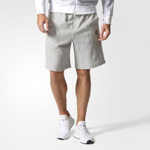 adidas - Los Angeles Shorts Medium Grey Heather BK7751
