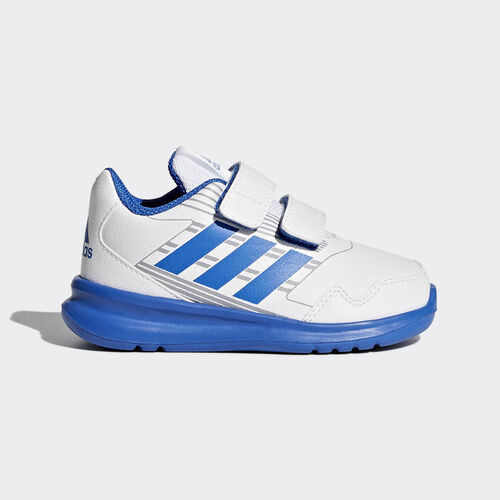 adidas - AltaRun Shoes Footwear White/Blue/Mid Grey BA9413