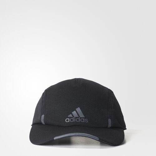 adidas - Climacool Running Cap Black/Black Reflective S99770