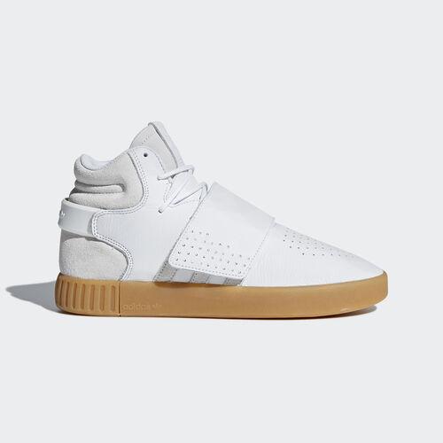 adidas - Obuv Tubular Invader Strap Footwear White/Gum/Core Black BY3629