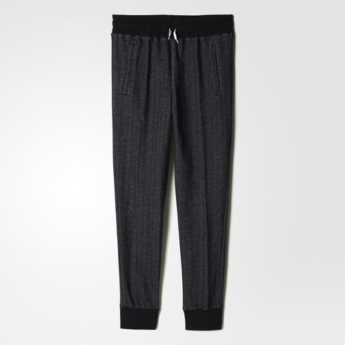 adidas - Trefoil Track Pants Black/White BK2028