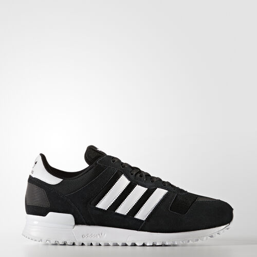 adidas - Chaussure ZX 700 Core Black/Footwear White BY9264