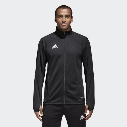 adidas - Tiro 17 Training Jacket Black/White BJ9294