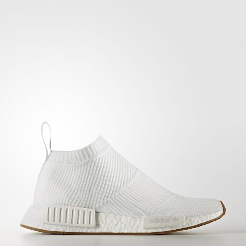 adidas - NMD_CS1 Primeknit Schoenen Footwear White/Gum BA7208