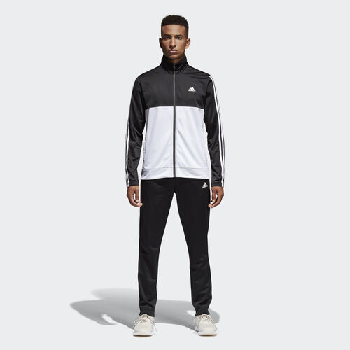 adidas - Fato de treino 3 Riscas Back 2 Basics Black/White BK4091