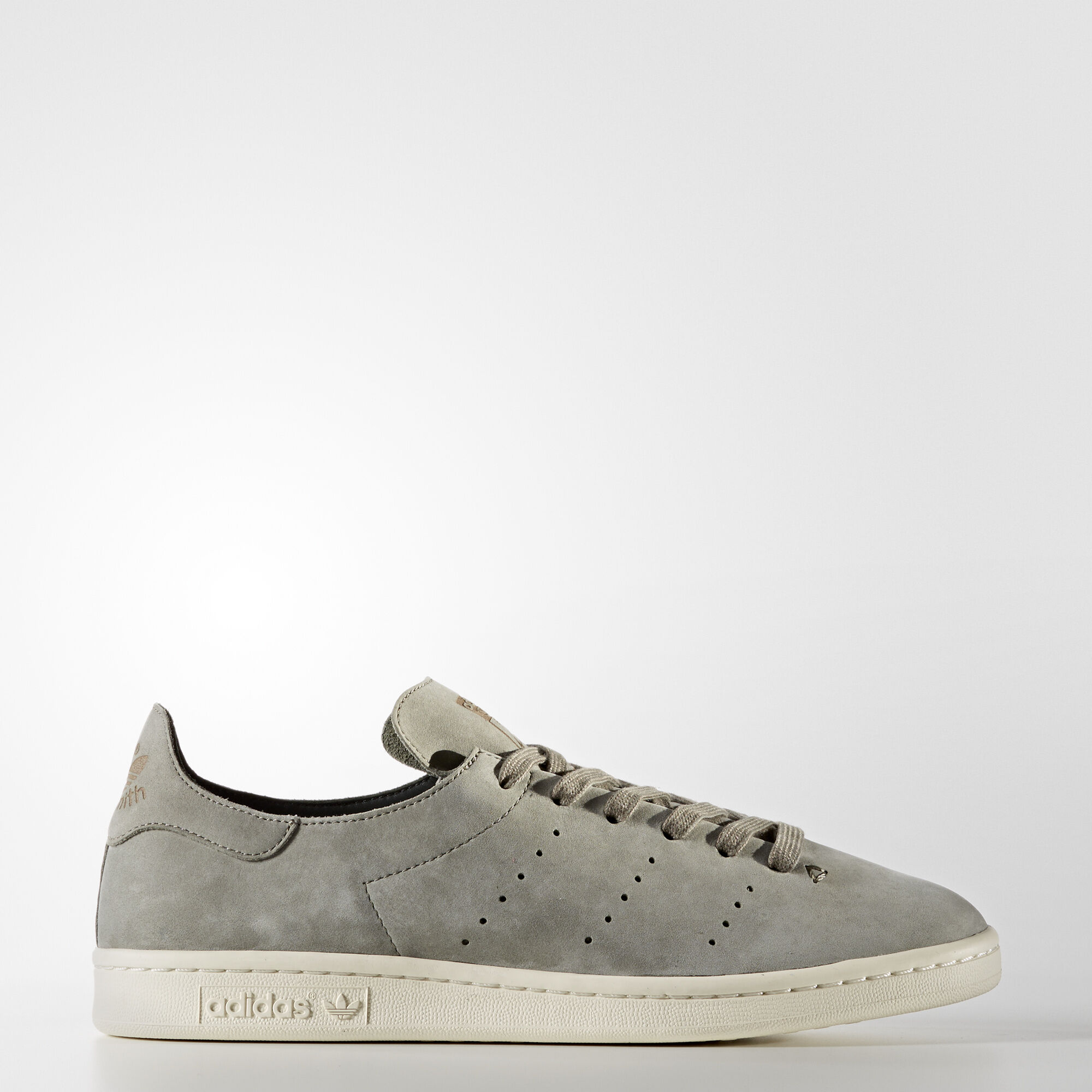 Stan Smith Gris Brillant