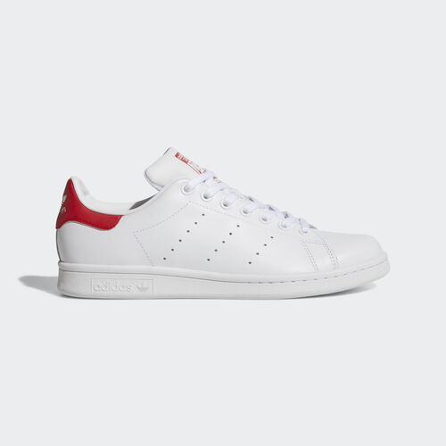 adidas - Stan Smith Shoes Footwear White/Collegiate Red M20326