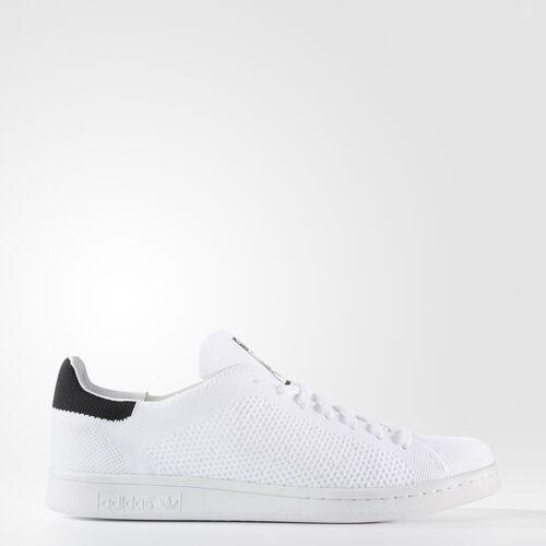 adidas - Zapatilla Stan Smith Primeknit Footwear White/Core Black BZ0117