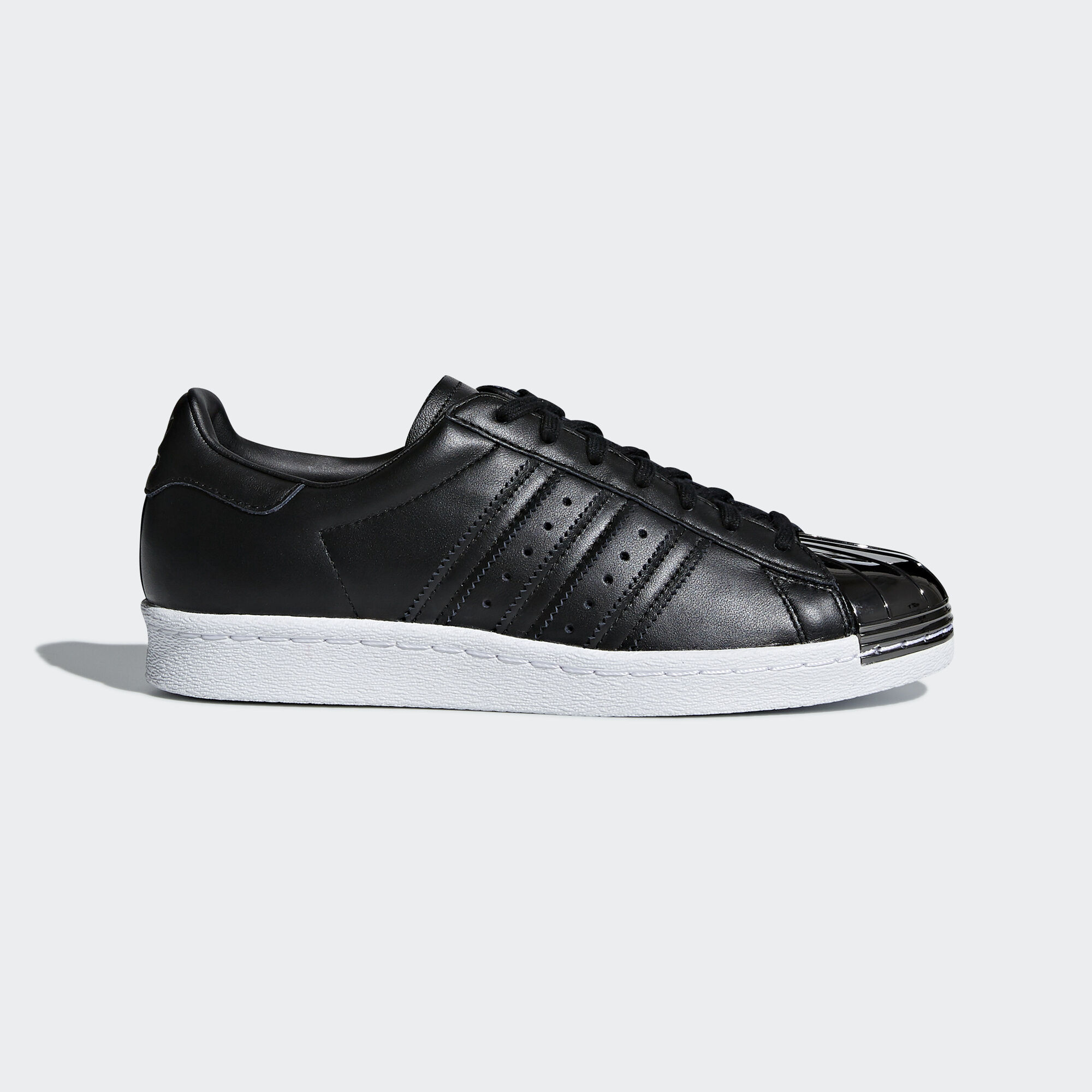 adidas - Superstar 80s Shoes Core Black/Core Black/Ftwr White DB2152