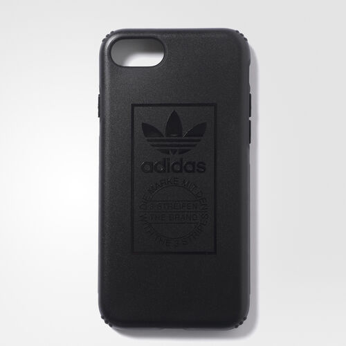 adidas - TPU Hard Cover iPhone 7 Black / Black BI8067