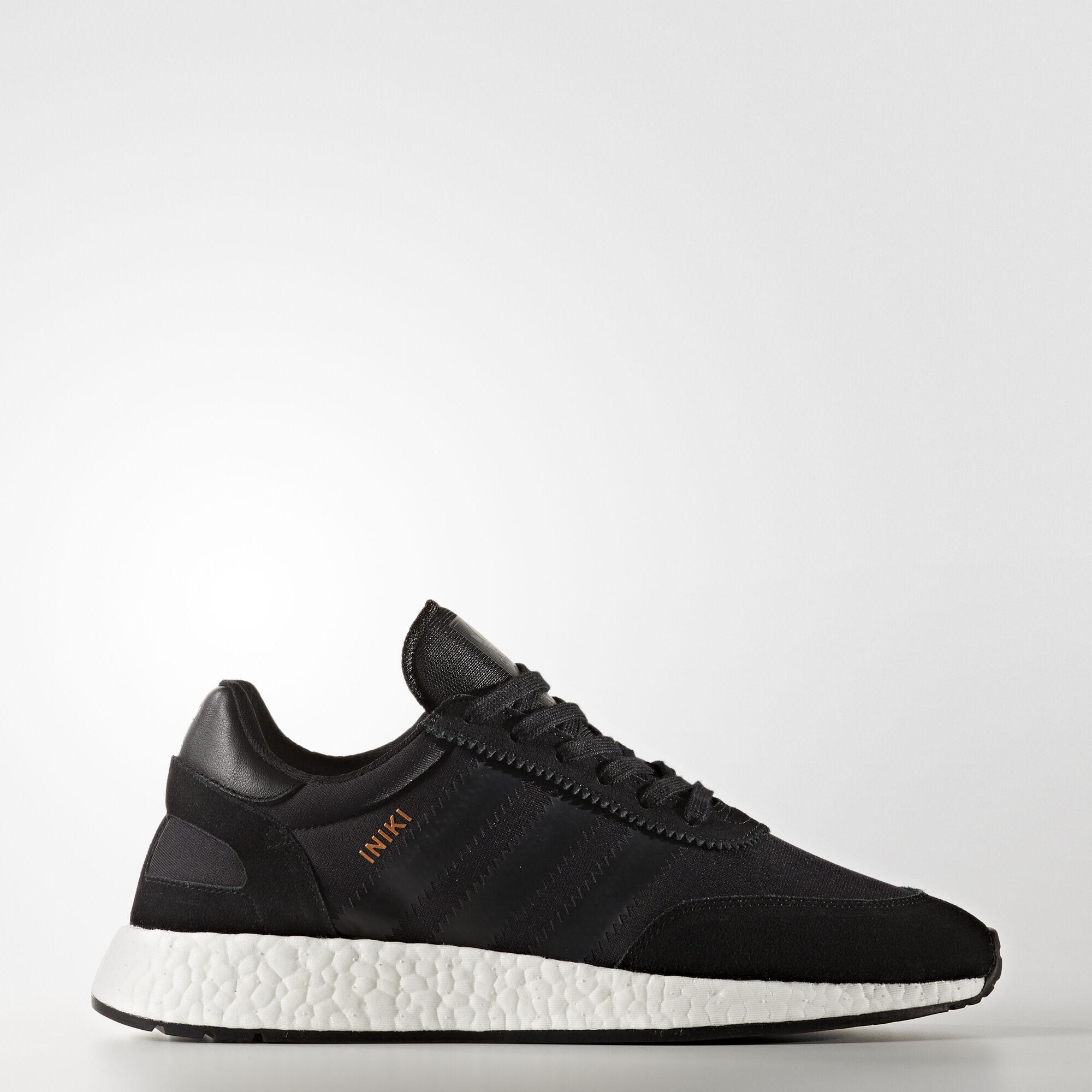 adidas Iniki Runner Shoes Core BlackFootwear White BB2100
