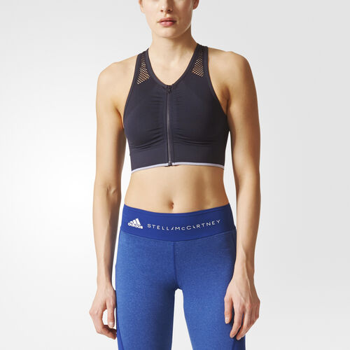 adidas - THE Seamless Bra Legend Blue BQ3717