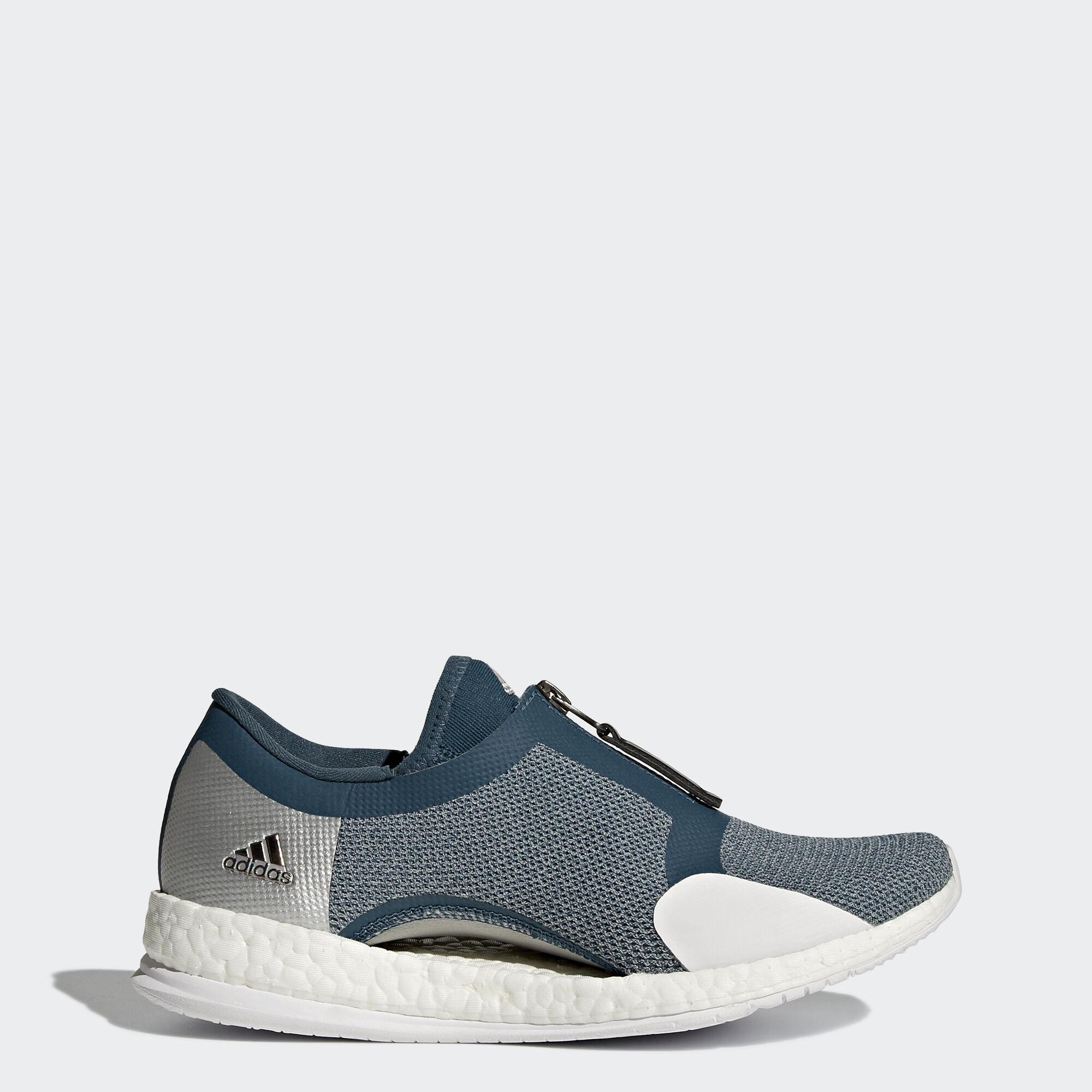 adidas Pure Boost PK (White/White/White) Men's Skate