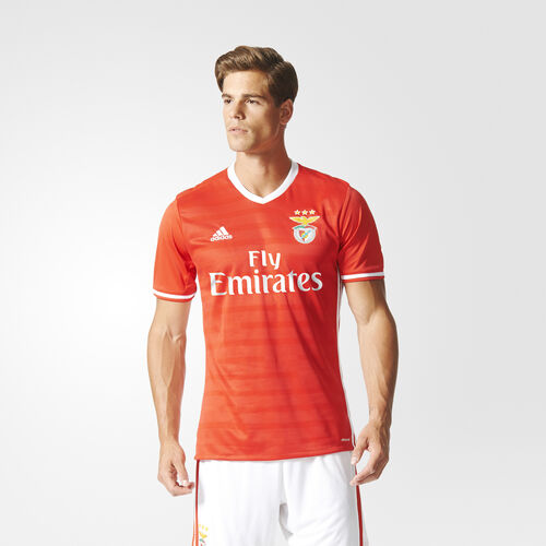 adidas - Benfica Home Replica Jersey Benfica Red/White AI8086