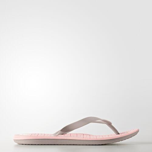 adidas - Eezay Cloudfoam Thong Sandals Haze Coral/Vapour Grey BA8794
