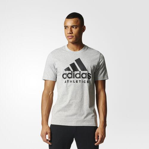 adidas - Sport ID T-Shirt Medium Grey Heather BK3711