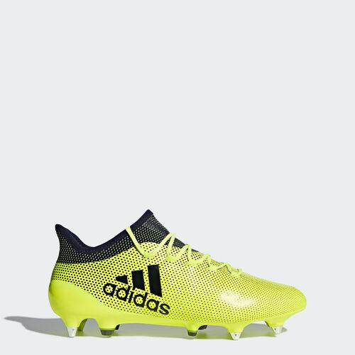 adidas - X 17.1 Soft Ground Boots Solar Yellow/Legend Ink S82314
